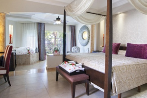 Junior suite with Jacuzzi - Hotel Majestic Elegance Punta Cana